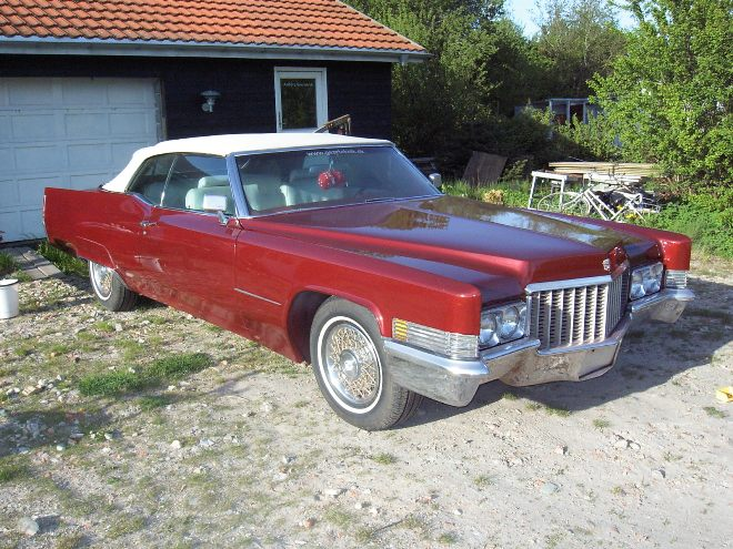 70 Cadillac Convertible http://american-wheels.dk/new/index.php?page=deville-convertible-70